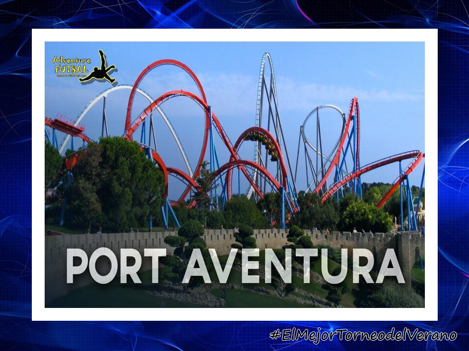 Adventure Futsal y Port Aventura unen sus fuerzas